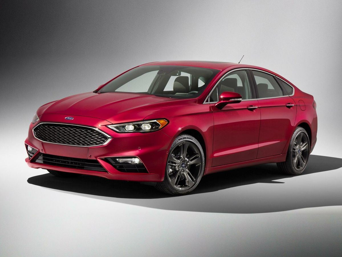 2017 ford fusion titanium | knoxville, tn