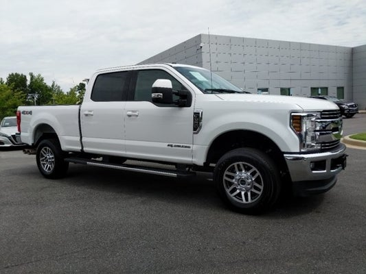 2018 ford super duty f-250 srw lariat in knoxville, tn - ted russell