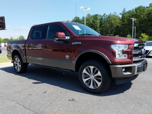Ford King Ranch 2017 >> 2017 Ford F 150 King Ranch