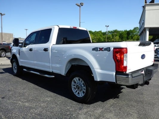 2018 Ford Super Duty F 250 Srw Xlt In Knoxville Tn Ted Rus