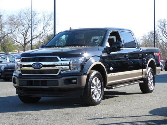 F150 King Ranch >> 2018 Ford F 150 King Ranch