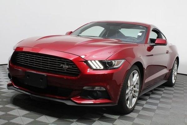 Ford Mustang Ecoboost >> 2017 Ford Mustang Ecoboost