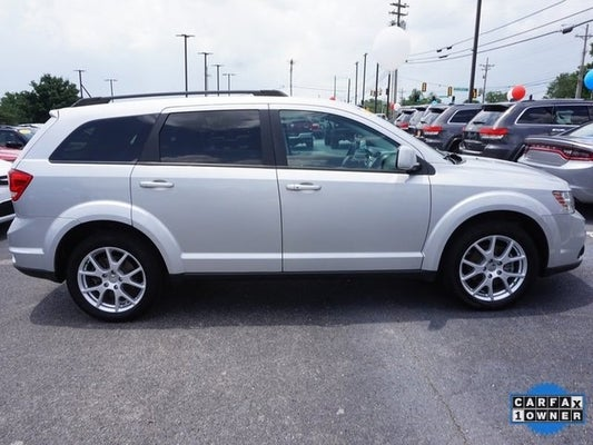 2014 Dodge Journey Tire Size >> 2014 Dodge Journey Sxt