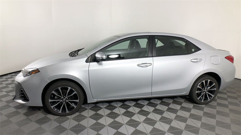 2017 Toyota Corolla SE In Knoxville, TN   Ted Russell Ford Lincoln