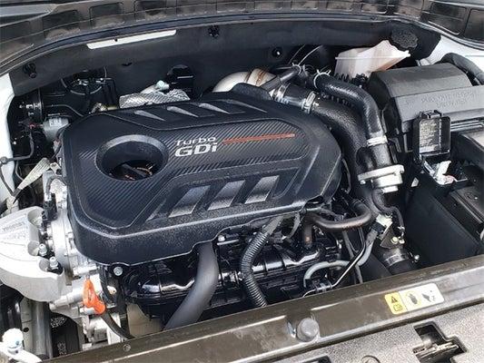 2017 Hyundai Santa Fe Sport 2 0L Turbo